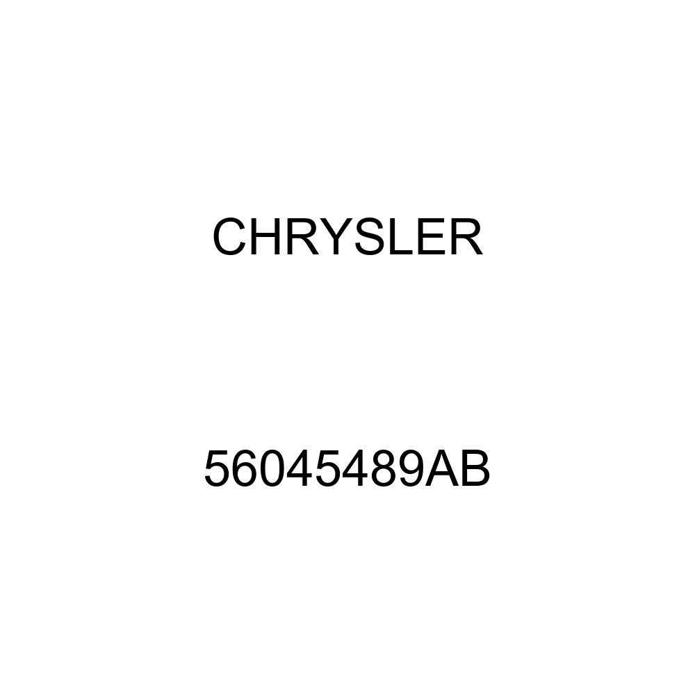 Genuine Chrysler 56045489AB Neutral Safety Backup Switch