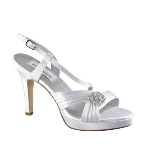 Dyeables Women's Jocelyn - Platform Jocelyn Womens Sandal