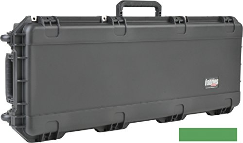 SKB Cases iSeries 4214 Parallel Limb Bow Case, Military Green - Parallel Limb Bow