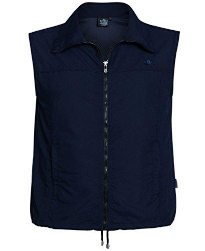 Vêtements Sport Ahorn Foncé De Veste Surdimensionné Bleu qg77wE