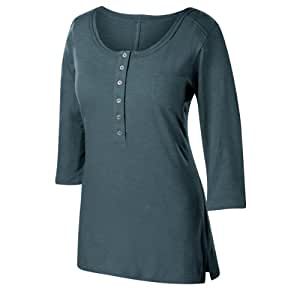 Isis Dream Henley, X-Small, Slate