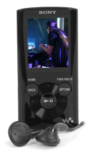 Sony Walkman NWZE374 BC Player