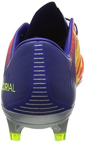 Nike Mens Mercurial Vapori Xi Fg Tacchetti Da Calcio Profondi Blu Royal