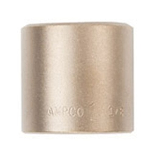 Non-Magnetic 60 mm Corrosion Resistant 3//4 Drive Ampco Safety Tools SS-3//4D60MM Socket Standard Non-Sparking