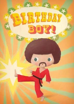Carte Anniversaire Karate.Joyeux Anniversaire Karate Birthday Boy By Stephen