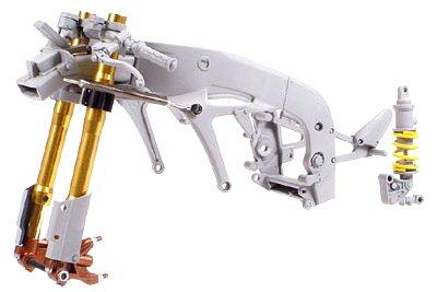 Tamiya 1/12 Yamaha Yzr-m1 05 Front Fork Set # 12613