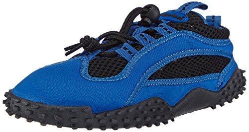 Surfschuhe Aquaschuhe sintético Blau Badeschuhe 7 material de unisex Azul de Zapatos Blau Playshoes Aqua HEqxZp5w