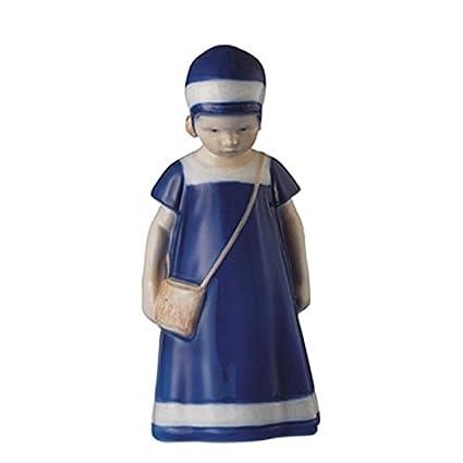 Ceramiche Di Copenaghen Prezzi.Royal Copenhagen Elsa Con Vestito Blu Small Amazon It Casa E Cucina