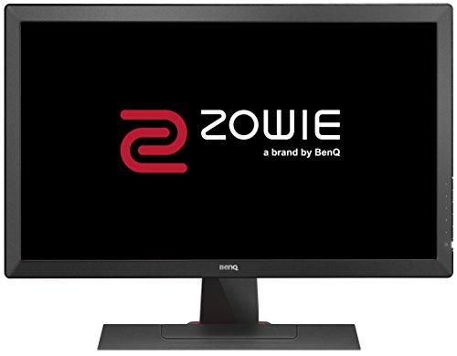 BenQ ZOWIE RL2455 60,96 cm (24 Zoll) Konsolen eSports Monitor (DSub, DVI, 2x HDMI, 1ms Reaktionszeit) grau
