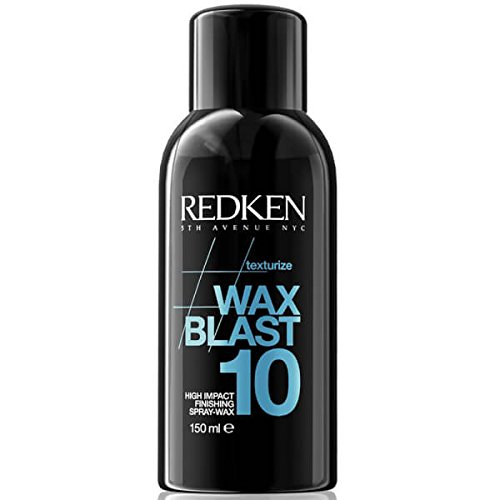 Redken Wax Blast 10 High Impact Finishing Spray Wax, 4.4 ()
