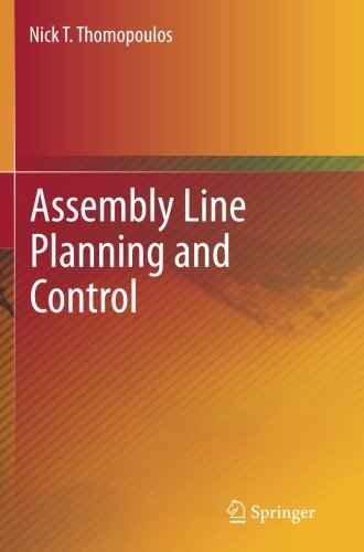 Download Assembly Line Planning And Control Pdf By Nick T