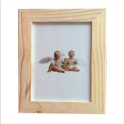 If maple furniture Wooden Photo Frame Decoration - Solid Wood Photo Frame Creative Set - Solid Wood
