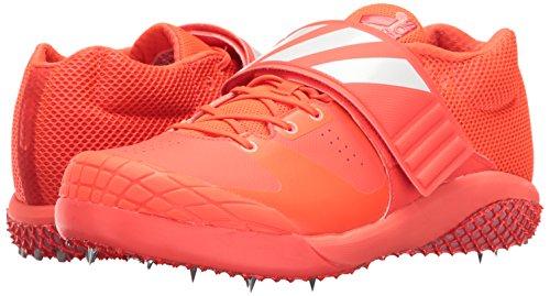 adidas-Performance-Adizero-Javelin-Track-Shoe-Solar-RedWhiteMetallic-Silver-95-M-US