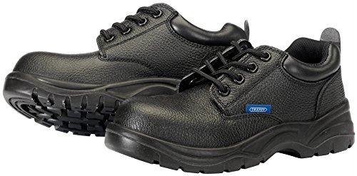 Draper S1-p-src 100% Composite non métallique Chaussure de sécurité, noir, 85960