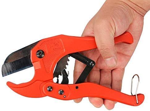 """5New 1-5//8/"""" 42 mm Tuyau en plastique de cisaillement PVC Cutter SM-PC207"""