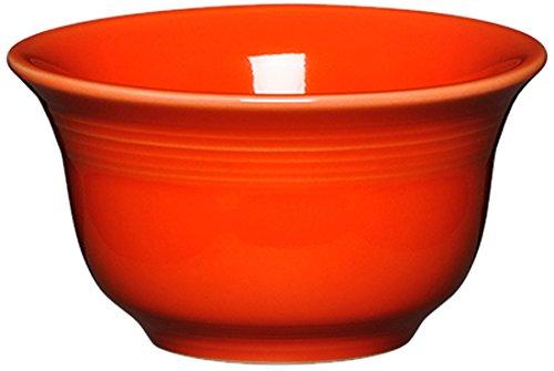 Fiesta Bouillon Bowl, 6-3/4-Ounce, Poppy 450-338