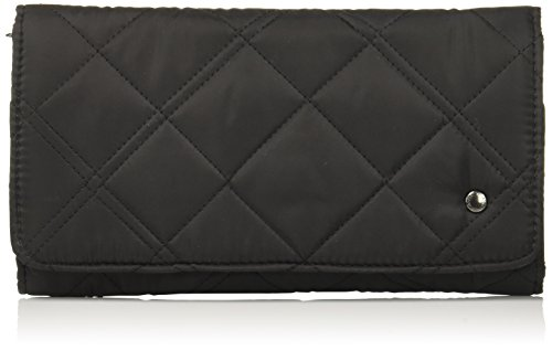 And 1 Quilted Wallet - LeSportsac Women's City Sutton Wallet, Phantom Black Quilted, One Size