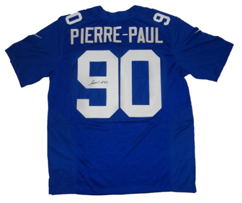 Jason Pierre Paul Rookie: South Florida Bulls Authentic Jersey, South Florida