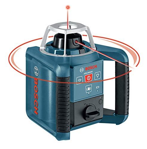 Bosch Self Leveling Rotating Laser GRL 300 HV Blue
