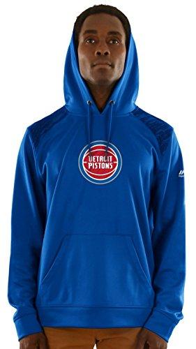 Detroit Pistons Majestic NBA
