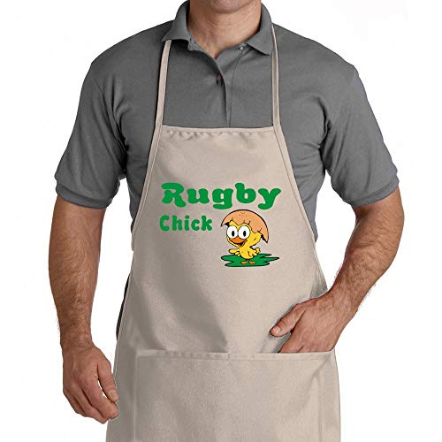 Eddany Rugby Chick Apron