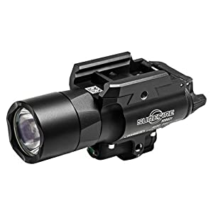 19. SureFire X400UH-A-RD Ultra-High-Output White LED + Red Laser