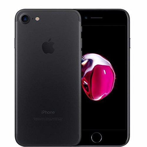 Apple iPhone 7, GSM Unlocked, 32GB - Black (Renewed)