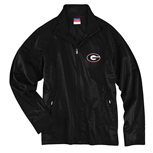- Champion Georgia Bulldogs Soft Shell Jacket Black - M