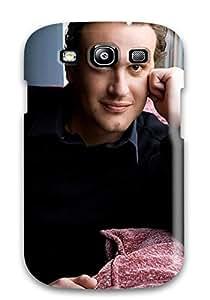High Quality FBElkvN856TFsho Jason Segel Tpu Case For Galaxy S3