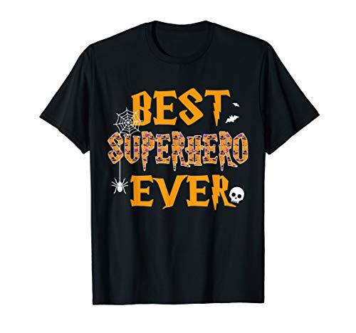 Best Superhero Costumes Ever (Best Superhero Ever Halloween Costume T Shirt Gift)