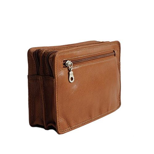 Men's Clutch Multicolour 0 Organizer Branco Multicoloured Tan beige 4qdE4W7w
