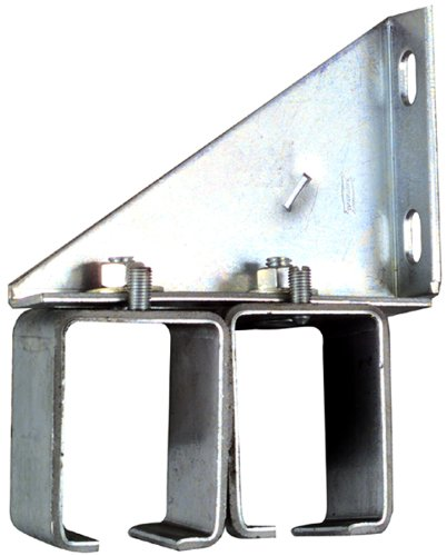 NATIONAL/SPECTRUM BRANDS HHI N104-752 Galvanized Double Splice Bracket Splice Bracket