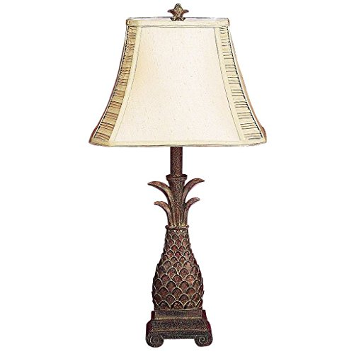 Deco 79 27072 Polystone Table Lamp 26