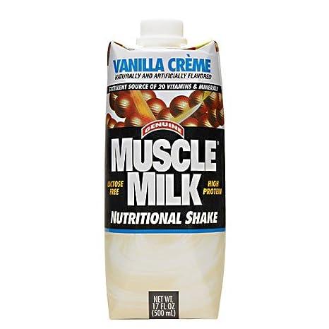 Cyto Deportes Muscle Milk RTD, 12 x 500 ml: Amazon.es: Alimentación y bebidas