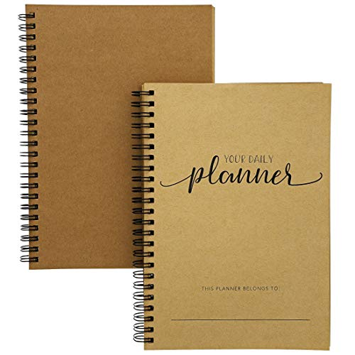 #2 TOP Value at Best Juvale Planner Dailies
