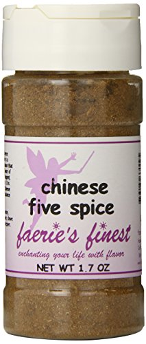chinese five spice - 1.7 oz