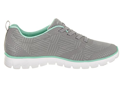 Skechers Ez Flex 3.0 - Duchess Grey / Mint