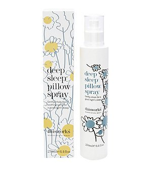 deep sleep pillow spray 250ml limited edition by This Works by Works Connection