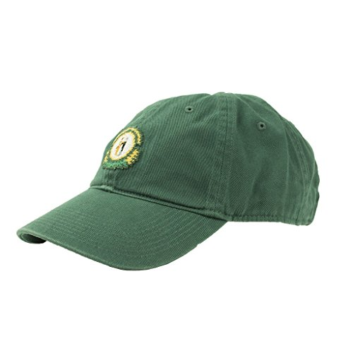 Kentucky State Seal Needlepoint Hat In Hunter Green by Smathers & (State Seal Ball Cap)