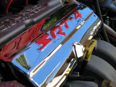 Chrome Injector Cover Neon SRT-4