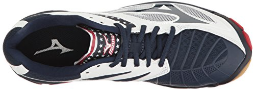 Stars Z3 Wave Shoe Lightning Volleyball Women's Stripes Mizuno 6UOwqq