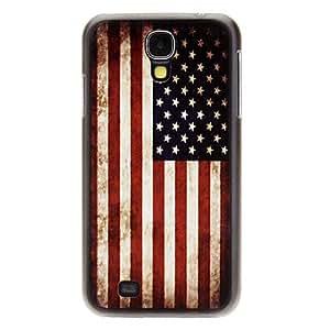 GONGXI-Moda Diseñado American National Flag Protevtive Patrón de nuevo caso duro para Samsung i9500 Galaxy S4
