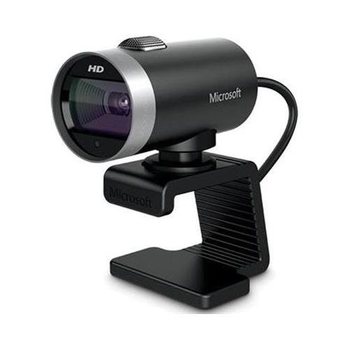 MICROSOFT LifeCam Webcam - USB 2.0 / H5D-00013 - Microsoft Webcam With Microphone