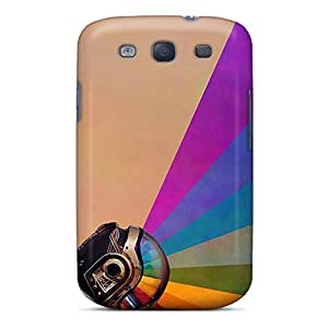Samsung Galaxy S3 Rqt11945cneC Support Personal Customs HD Daft Punk Image Shockproof Hard Cell-phone Cases -JasonPelletier