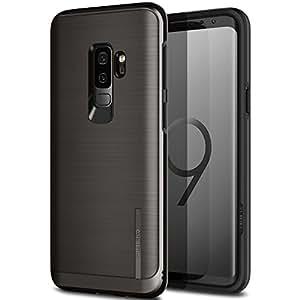 Samsung Galaxy S9 Plus Obliq Slim Meta Case Cover - Titanium Space Gray