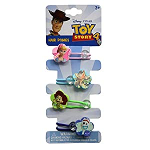 UPD Disney Toy Story 4 Hair Ponytails