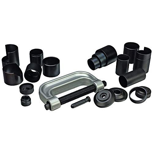 Alltrade 648602 Kit 24 Ball Joint and U-joint Service Tool Set Ball Joint Service Set