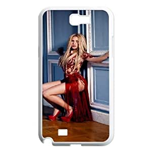 AU fashion case Shakira Phone Case for Samsung Galaxy Case Note 2 AUFA-0527414