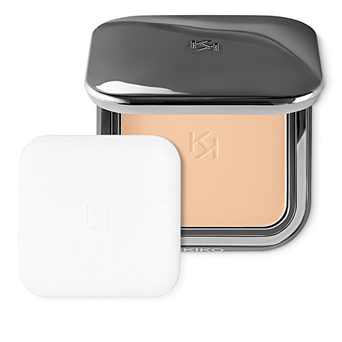 KIKO MILANO - Matte Fusion Pressed Powder 01 Pressed powder with a natural matte finish -