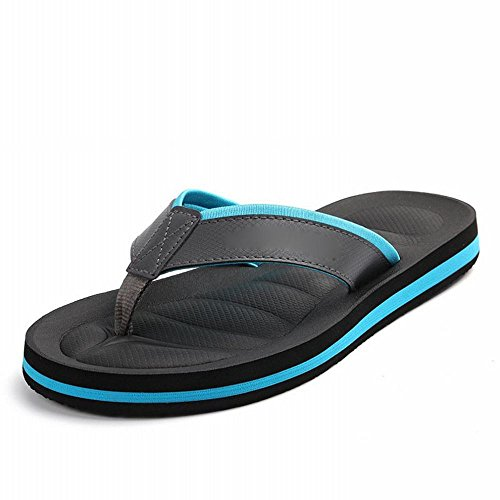 uomo tendenze piatte stile da infradito in RBB Infradito scarpe pantofole americano e europeo A estivo 8BEqf4wx1